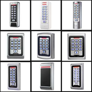 IP68 Waterproof Standalone Access Control with Em Card 125kHz / 13.56 MHz Reading Card pictures & photos