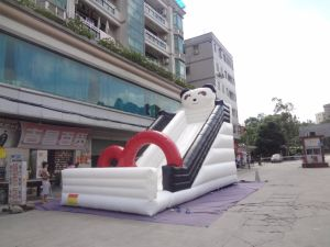 Big Event Inflatable Panda Water Slide for Adults and Kids pictures & photos