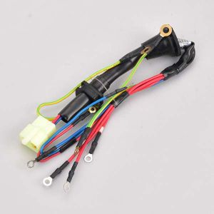 Used Automotive Wiring Harness on automotive voltage regulator, automotive mounting brackets, automotive alternator, automotive switch, automotive bumpers, automotive coil, automotive wheels, automotive headlights, automotive computer, cable harness, wire harness, automotive starter, automotive transmission, automotive electrical, car harness, automotive brakes, automotive ecu, automotive gaskets, automotive vacuum pump, automotive hoses,