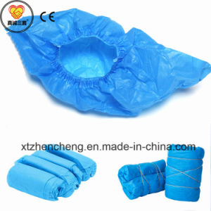 PE/CPE Shoe Cover, Shoe Cover, Disposable Shoe Cover,