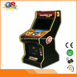 Galaga Space Invaders Donkey Kong Arcade Cocktail Game Machine pictures & photos