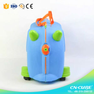 Colorful Luggage Bag Suitcase Trolley Bag Children Trolley Luggage for Sale pictures & photos
