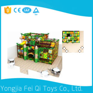 Commercial Backyard Kids Indoor Playground with High Quality