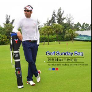 Playeagle High Quality Nylon Golf Sunday Bag Half Portable Gun For Men