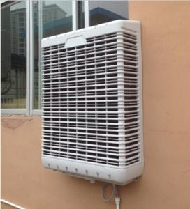 Window Mounted Air Cooler Evaporative Air Cooler for Home Use pictures & photos
