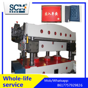 Carpet/Mat/Rubber Hydraulic Heat Press Machine