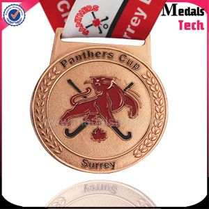 Custom International Panthers Logo Soccer Club Medals pictures & photos