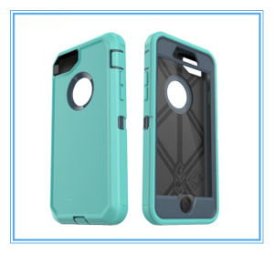 Mobile Phone Three Anti Dust Defense Protector Case Cover for iPhone 7 Plus pictures & photos