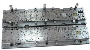 Progressive Metal Stamping Forming Die Automobile Plastic Injection Mould Producers