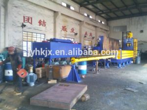 Hbs Heavy-Duty Scrap Baling Shear Automatic Machine pictures & photos