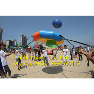 Outdoor Sport Games Inflatable Lifting Racing Inflatable Games