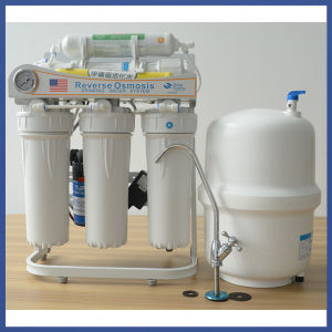 8c65b3eaa92 China Stand Type RO 6 Stages Household Water Purifier 75g with Booster Pump  - China Household Water Purifier