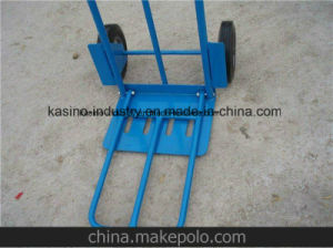 250kgs Capacity Folding Hand Pull Trolley Ht1823 (high quality&lower price) pictures & photos
