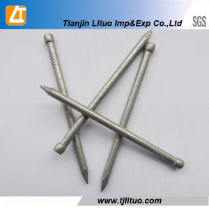 Q195 Wire Polished Smooth Shank Bright Finishing Nail pictures & photos