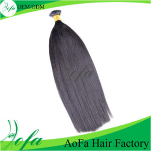 Weaving Human Hair Extension Straight Virgin Hair Wig pictures & photos