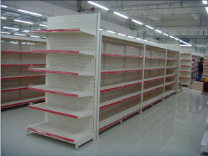 Metal Supermarket Rack for Shop Fittings (JT-A19) pictures & photos