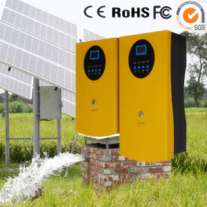 Solar Power System for Driving 5HP Bore Pump in Irrigation