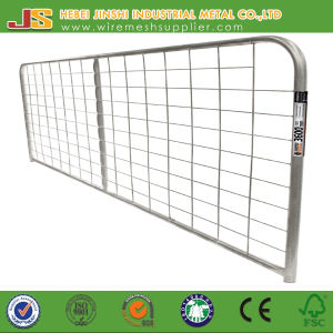 Welded Type Farm Gate Factory pictures & photos