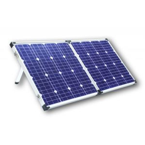 Foldable Solar Panel Mono 160W for Caravan in Camping Holiday pictures & photos
