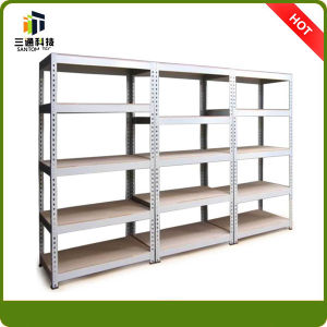 Adjustable Storage Shelf, Steel Shelving Without Bolts pictures & photos