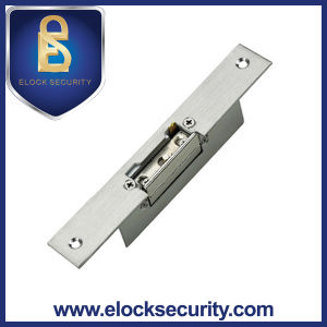 Short Type Electric Door Strike with Stainless Steel Plate