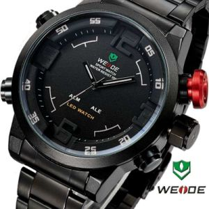 2014 New Cheapest Fashion Weide Watch, Man Watch Military Watches, Sport  Quartz Wristwatches, Waterproof, Dropship