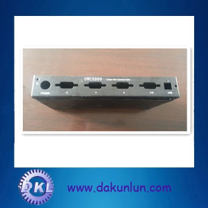 VCR or TV Box Customize Steel Zinc Plate Stamping Part