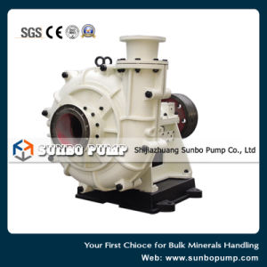 Zj High Performance Slurry Pump Design