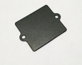 Stamping Parts for Secc Plate, Nameplate in Electronic pictures & photos