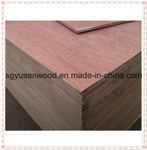 E1 Grade Commercial Furniture Grade Plywood 2.5mm Plywood pictures & photos