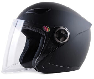 ABS Material Open Face Motorcycle Helmet