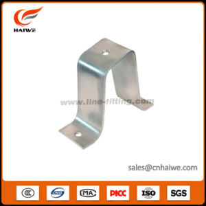 Galvanized Steel Post Insulator Side Mounted Brackets pictures & photos