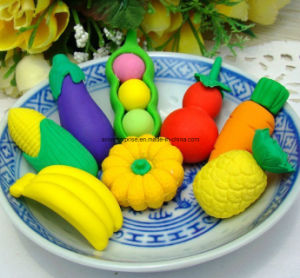 Vegetables Erasers pictures & photos