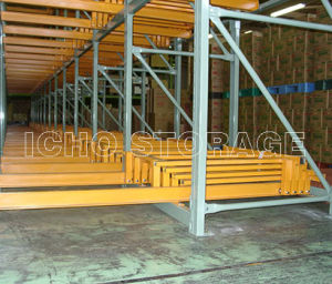 Icho Heavy Duty Push Back Racking System pictures & photos