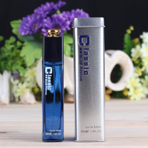 Metal Tin Canister for Pack Perfume for Men pictures & photos