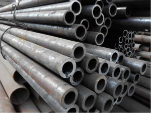 Thick Wall Equipment Steel Pipe, Thick Heavy Machine Wall Tube St52 S355 E355 pictures & photos