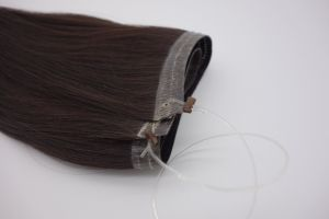 Remy Human Flip in Hair 100% Cuticle pictures & photos