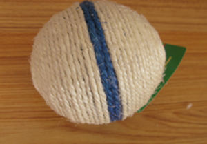 Pet Product Pet Toys Sisal Ball pictures & photos