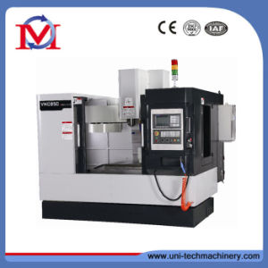 China 3-Axis Vertical CNC Machining Center Vmc850 pictures & photos