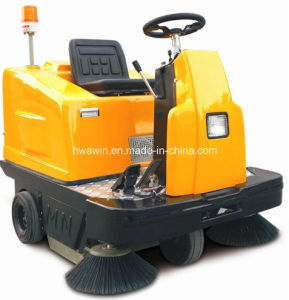 Automatic Ride on Industrial Sweeper pictures & photos