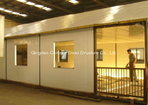 Good Insulation Steel Structure Workshop (SL-0038) pictures & photos