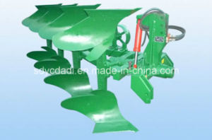 High Quality Agriculture Machingery Hydraulic Reversible Plough pictures & photos