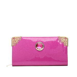 Fashion Women′s PU Wallet Purse (MBNO037159) pictures & photos
