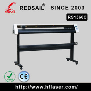 High Quality Vinyl Cutting Plotter (RS1360C) Support Artcut, Coreldraw, Winpcsign, Flexi Sign etc