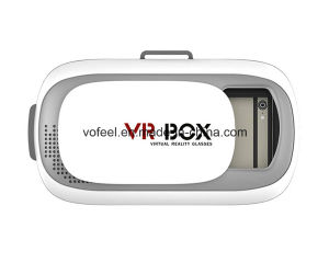 Fashion Vr Box 3D Glasses User-Friendly