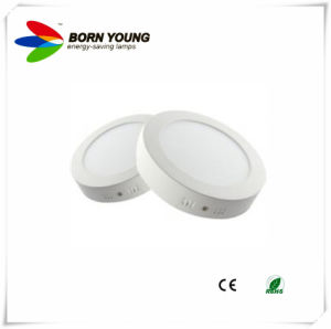 Round Slim Surface Mounted LED Panel Lighting