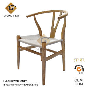 Hans J. Wegner Classical Furniture Wood Y Chair (GV-CH24) pictures & photos