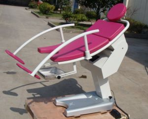 Electric Obstetrics Hospital Bed pictures & photos