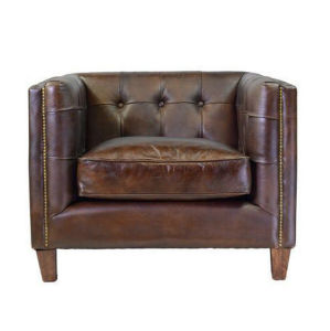 America Single Seater Leather Chair (1#) pictures & photos