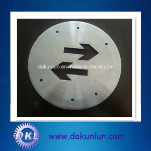 Aluminum Stamping and Anodizing Label Logo Parts